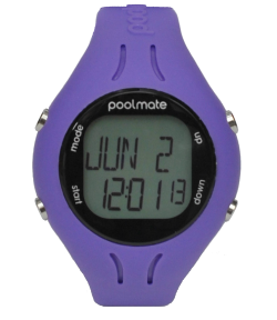 Часы для плавания swimovate PoolMate 2 Purple