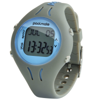 Часы для плавания swimovate PoolMate grey