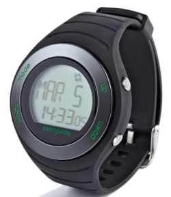 Часы для плавания swimovate PoolMateLive + Clip