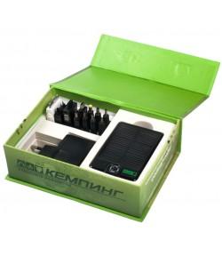 Портативное солнечное зарядное устройство Solar changer SB-2102 /4820152610492/