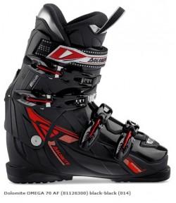 Горнолыжные ботинки Dolomite OMEGA 70 AF /81126300/