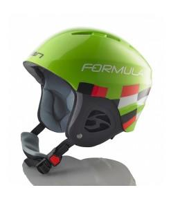 Шлем Elan Formula Helmet Green XS /760/