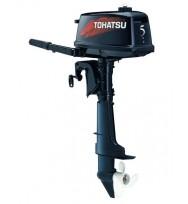 Подвесной двигатель TOHATSU M5BDS