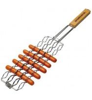 Решетка для сосисок Sausage grid Basket /3138522009939/