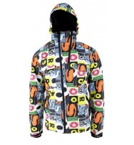 Мужская сноубордическая куртка CAMPUS METIS