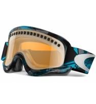 Горнолыжная Маска Oakley XS O-Frame Shattered W/Persimmon /57-071/