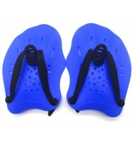 Лопатки для плавания iSport falange