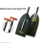 Весло каноэ Brača Canoe Uni Super Fat с замком