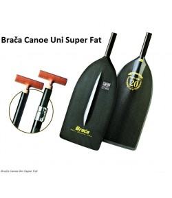 Весло каноэ Brača Canoe Uni Super Fat с замком