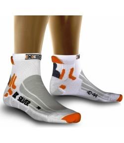 Велосипедные термоноски X-Socks Biking Silver /X20005/
