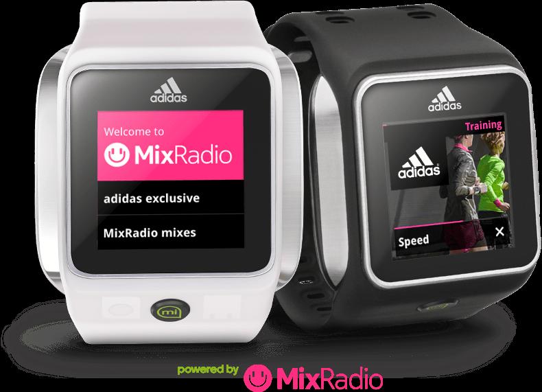80b44683567 Многофункциональный пульсометр Adidas Micoach Smart Run обеспечивает  непрерывный мониторинг сердечного ритма без нагрудного датчика